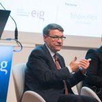 Dialogos para el Desarrollo: José Manuel García Margallo Ex-Ministro de Exteriores y el economista Carlos Díez