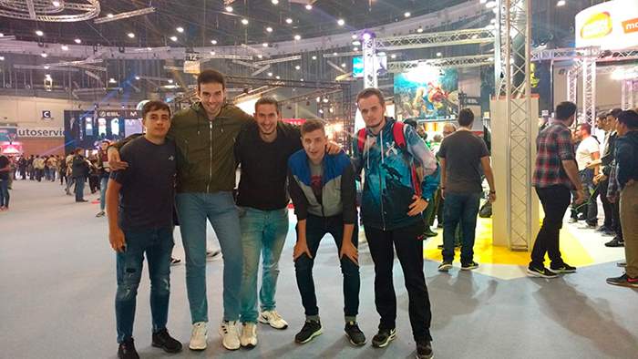 EIG e Game Week Madrid