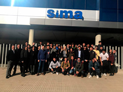 Visita Sima